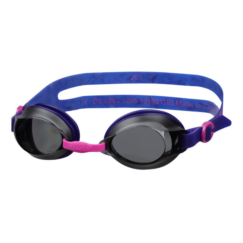 成人經典習泳訓練泳鏡 - 紫/黑/粉紅
