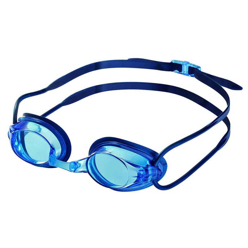 成人 / 少年用競賽泳鏡 - 藍