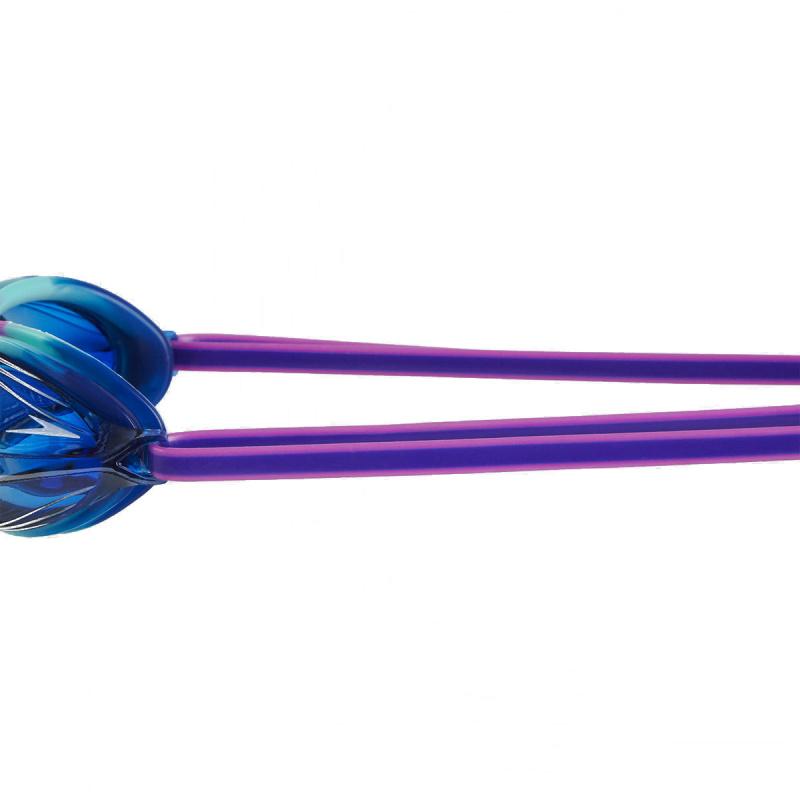 少年 Vengeance 競賽訓練鍍膜泳鏡 - 紫/藍/銀