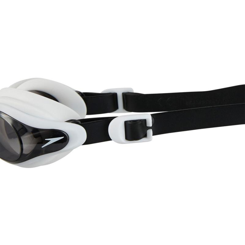 少年 Mariner Supreme 基礎訓練泳鏡 - 黑/白
