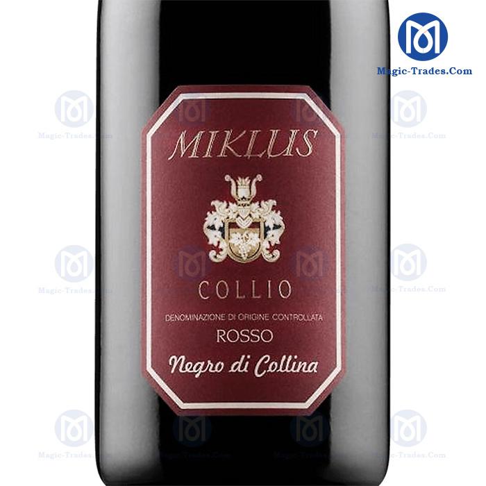 Collio rosso negro di collina 2011 Red Wine