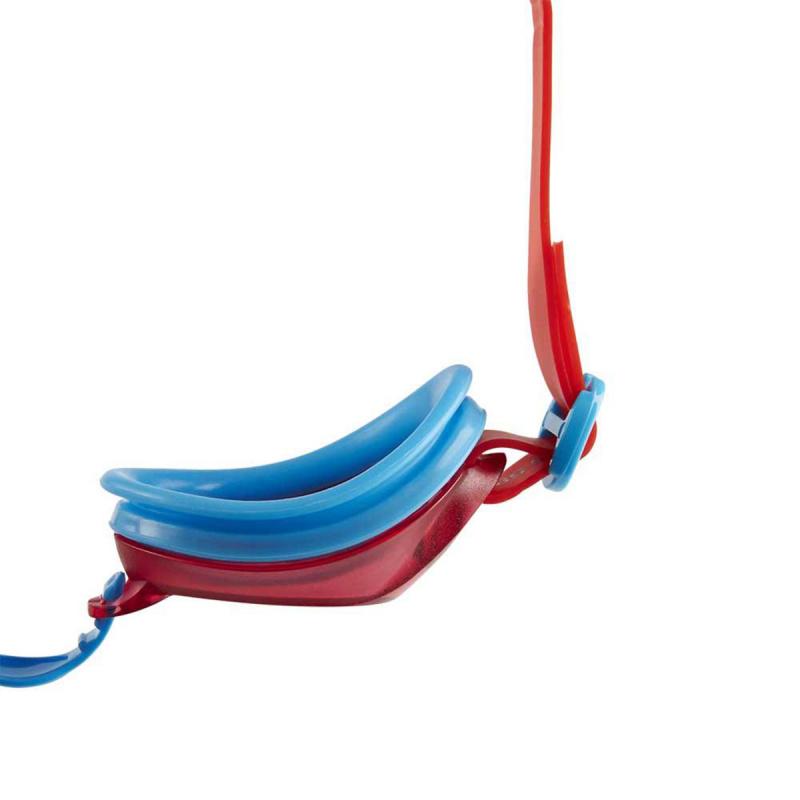 少年 Jet 基礎習泳泳鏡 - 紅/藍