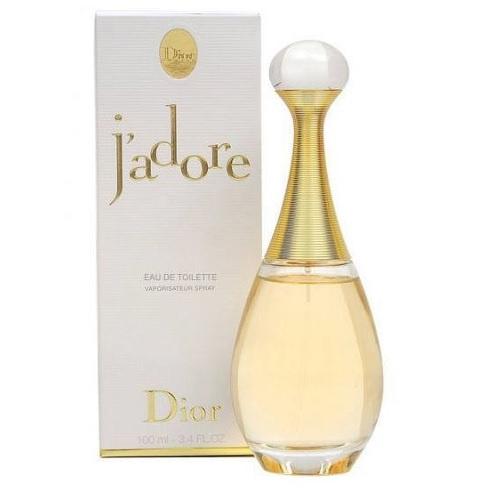 Christian Dior - J'Adore EDT 100ml 迪奥真我女性淡香水100亳升