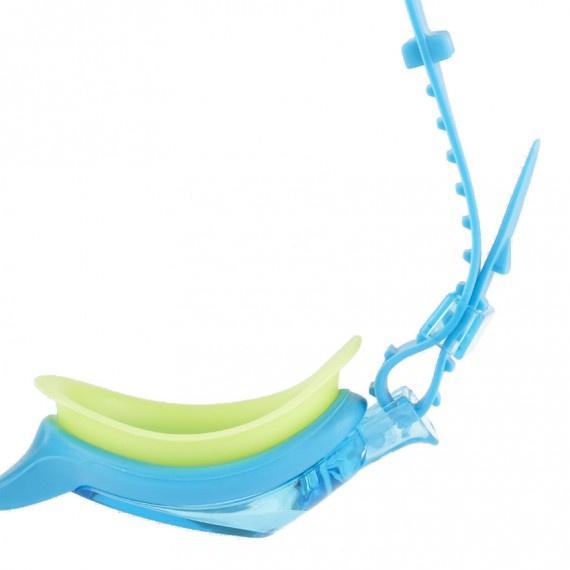 幼童海洋Q隊習泳泳鏡 - 藍/綠