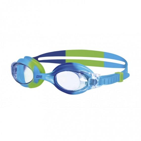 幼童邦迪小海豹泳鏡 - 藍/綠