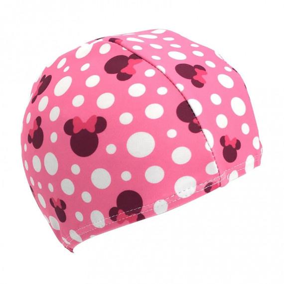 米妮老鼠萊卡布泳帽 - 粉紅