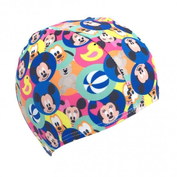 米奇老鼠萊卡布泳帽 - 彩色