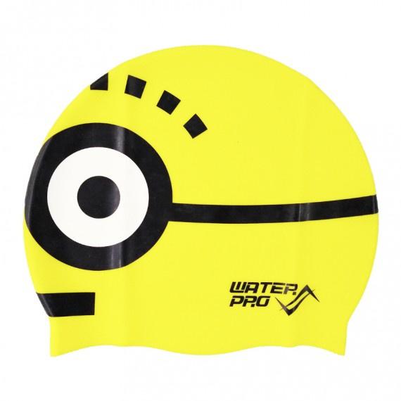 矽膠泳帽 - 黃