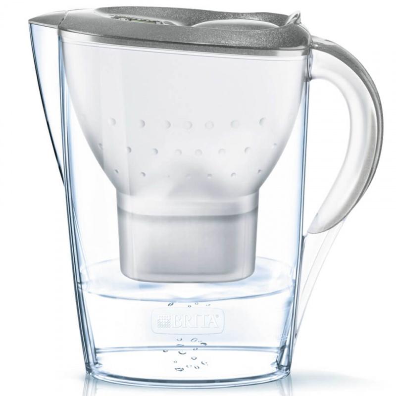 BRITA fill&go marella 2.4L 濾水壺 (1壺跟2濾芯版)
