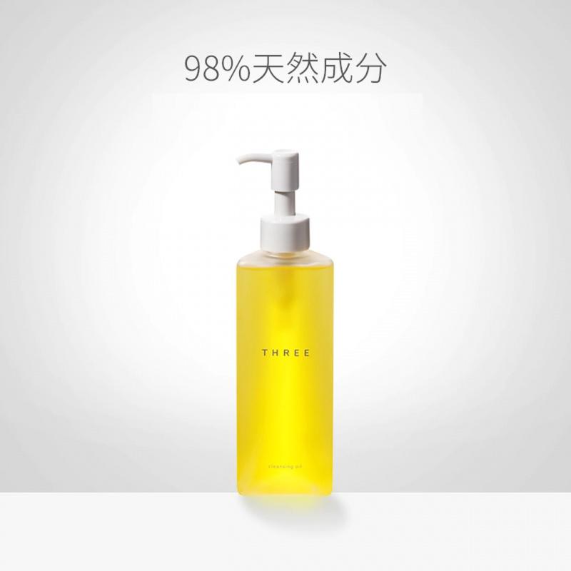日本 THREE 平衡潔膚油 200ml