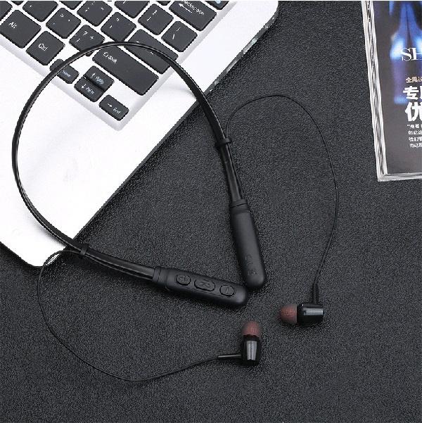 JTSK 無線掛脖式運動耳機