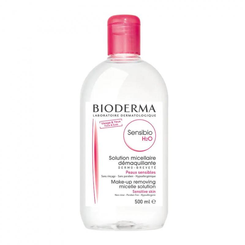BIODERMA-深層卸妝潔膚水 500ml