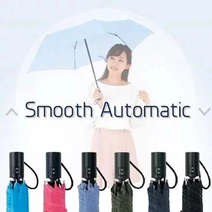 日本AMVEL SmoothAutomatic 輕纖易縮自動開關傘 [多色]