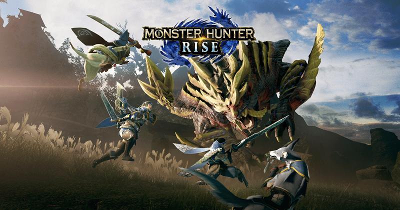 [預購] Nintendo Switch 遊戲 《魔物獵人 崛起》Monster Hunter Rise