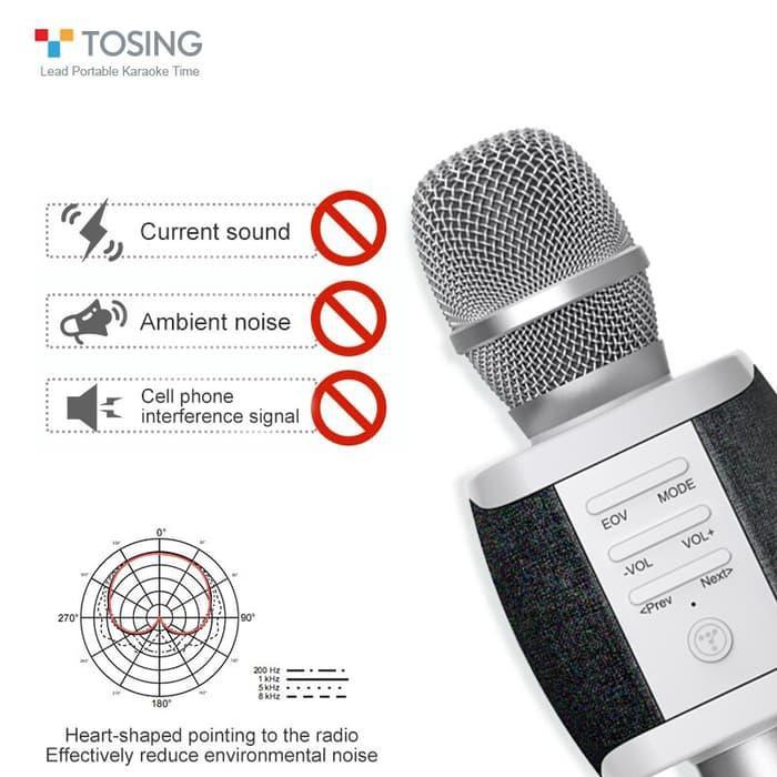 TOSING 027 無線卡拉OK咪 AI 版
