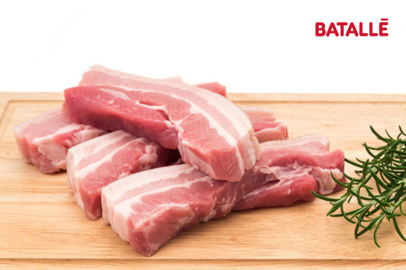 Batalle 有皮豬腩肉 (韓燒)