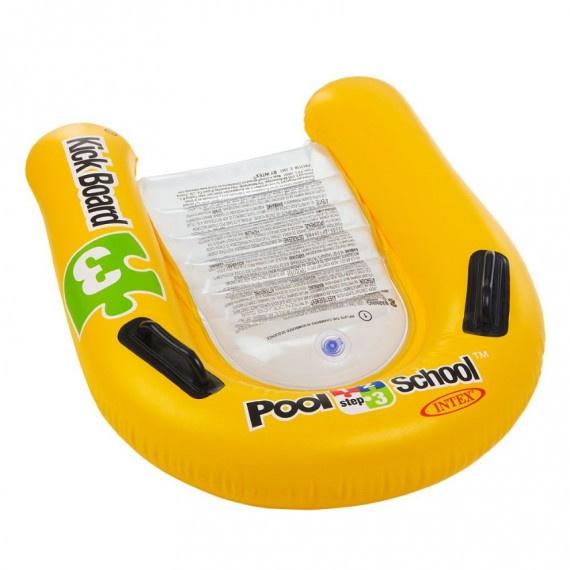 充氣浮板 - 黃