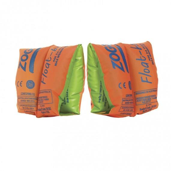 經典浮臂 (6-12歲) - 橙