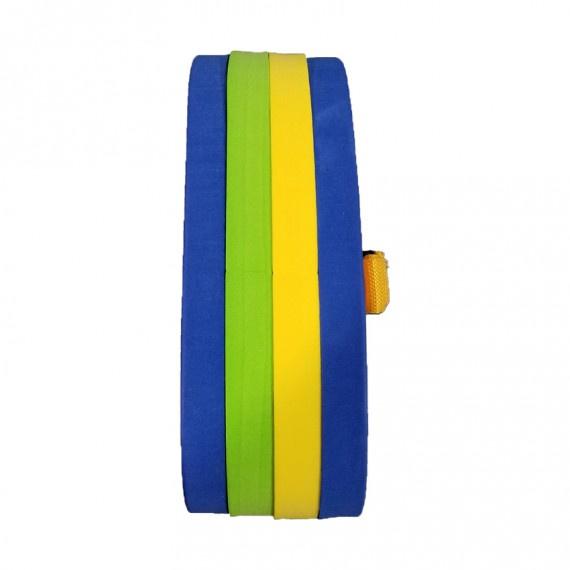 訓練浮背 - 藍/黃