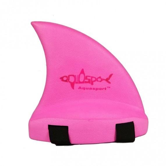 鯊魚鰭浮背 - 粉紅
