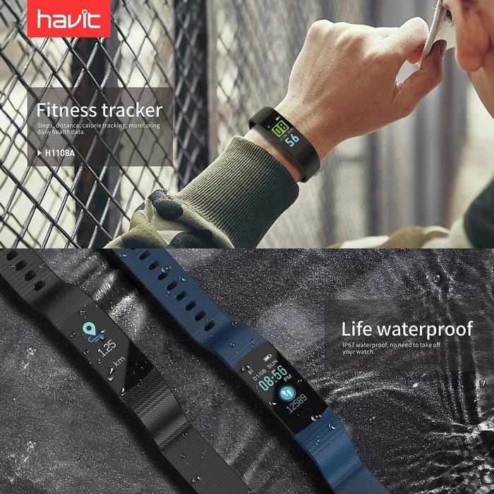 Havit Smart Bracelet 智能手錶 H1108A