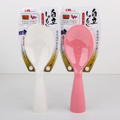 日本創意可立式飯勺