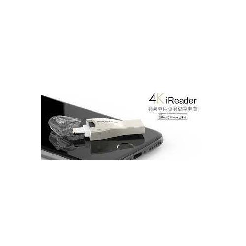 PhotoFast 4K iReader iPhone 及 iPad 專用隨身儲存裝置