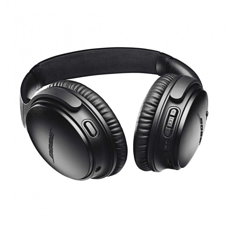 Bose Quiet Comfort 35 II 降噪藍牙無線耳機 QC35 [黑色]
