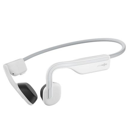 【香港行貨】AfterShokz OpenMove AS660 骨傳導藍牙耳機 (Grey/White)