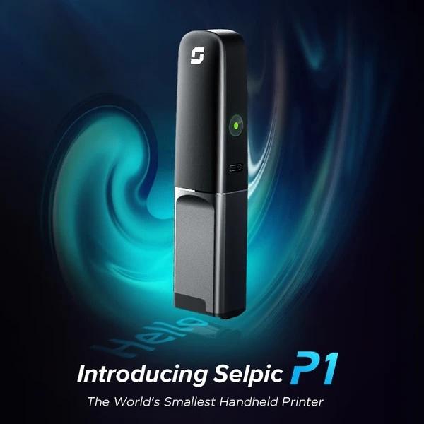 Selpic P1 世界上最小的手持打印機