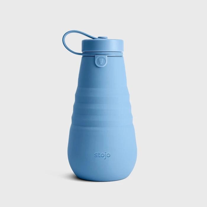 STOJO Collapsible Water Bottle 可折疊式環保水樽20oz [多色可選]