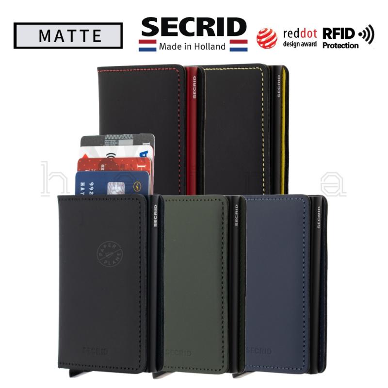 SECRID-Slimwallet-Matte