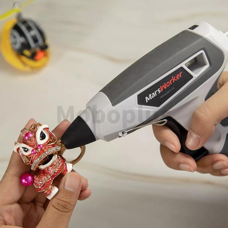 小米有品 MarsWorker 4V鋰電熱熔膠槍