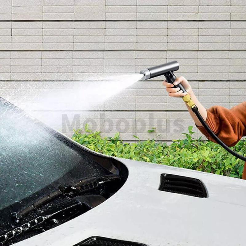 [家用洗車神器] 小米有品 Baseus 車用高壓清洗槍