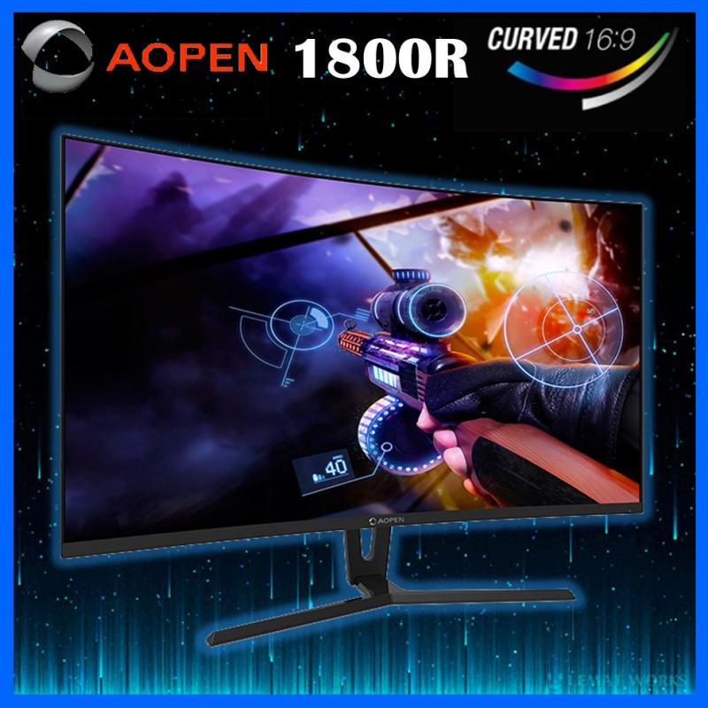 "AOPEN 31.5"" WQHD 曲面電競顯示器 32HC1QUR P"