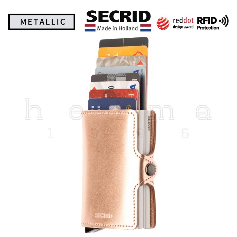 SECRID-Twinwallet-Metallic