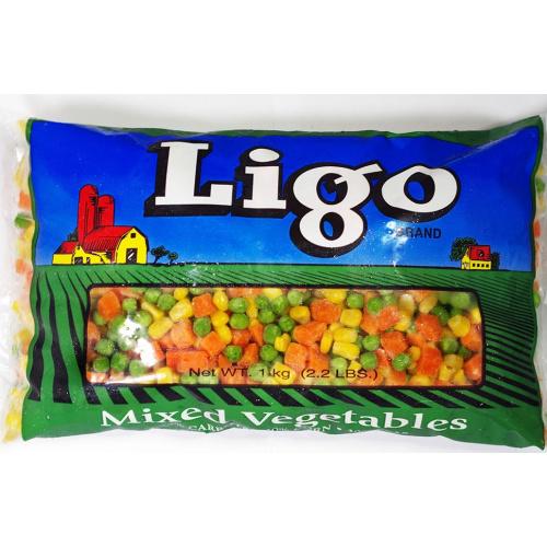 Ligo雜菜粒(美國) (約1kg) [1包]
