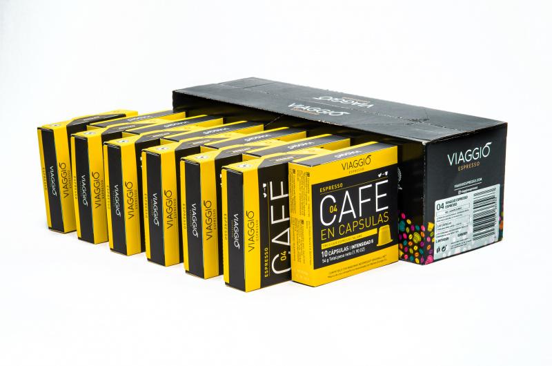 Viaggio Espresso Espresso 咖啡膠囊 (A-04-F-10-M12)