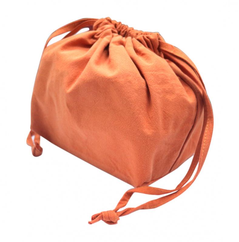 中秋節/ 月餅袋 / 冰皮月餅包裝 簡約日式戶外帶飯便當抽繩袋 / 午餐飯盒索繩袋 / 多用途禮物索繩包裝袋 A21020