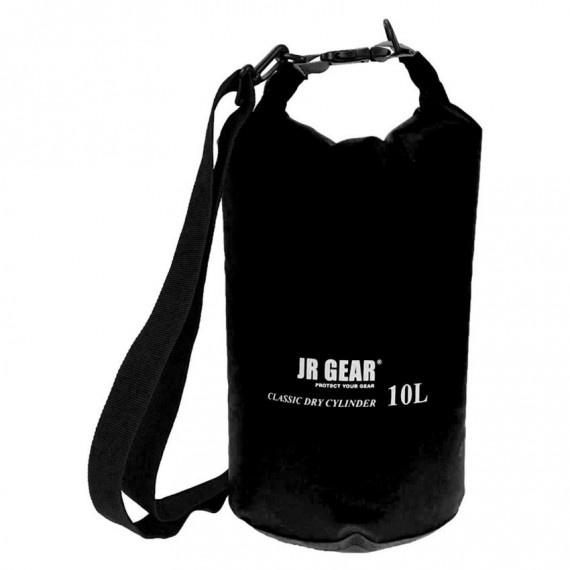 經典圓筒形防水袋 10升 - 黑