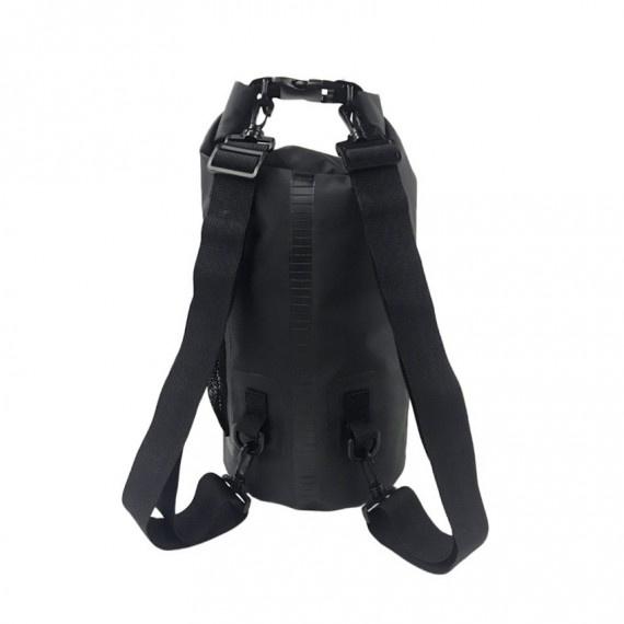 PVC 防水袋 10升 - 黑