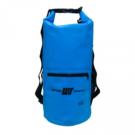 PVC 防水袋 10升 - 藍
