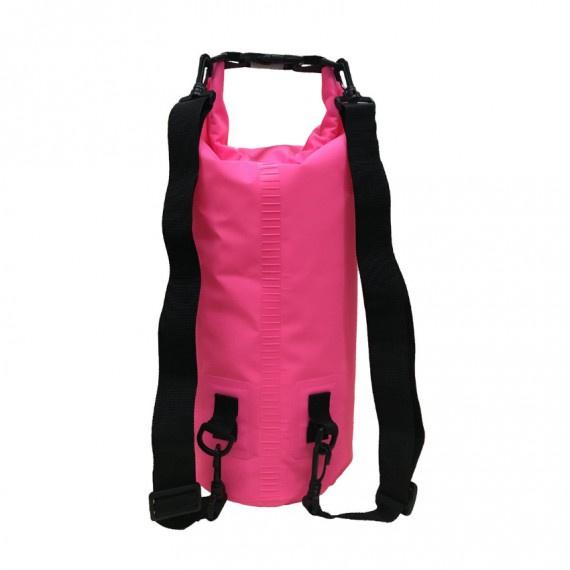 PVC 防水袋 10升 - 粉紅