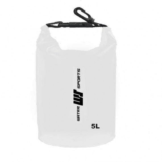 PVC 防水袋 5升 - 白