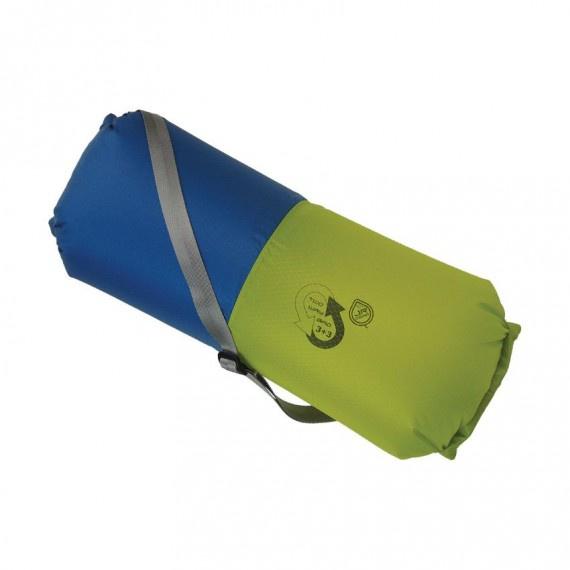 雙邊防水袋 3+3升 - 藍/綠