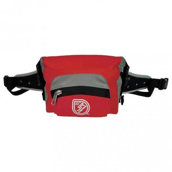卷頂式防水腰包 3升 - 紅