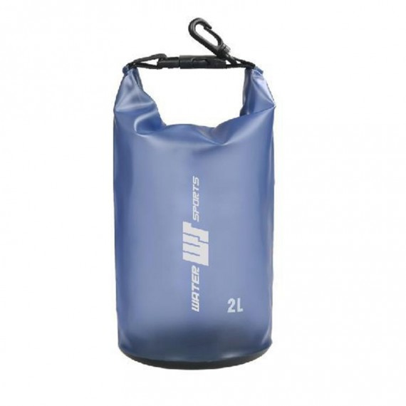 防水袋 2升 - 深藍