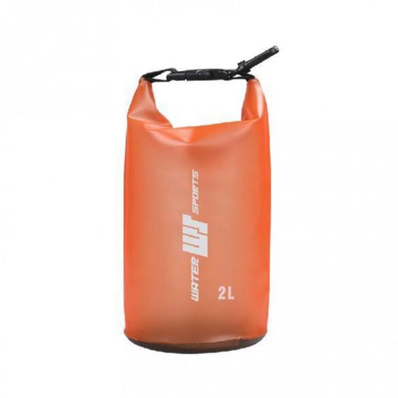 防水袋 2升 - 橙