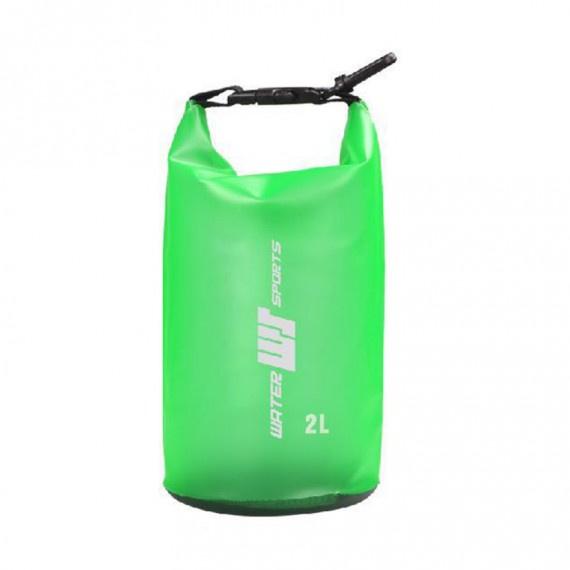 防水袋 2升 - 綠