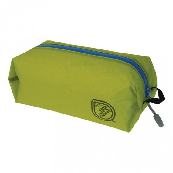 防潑水拉鏈袋 1升 - 青檸